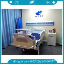 Montado en pared con unidad de cabecera de cama de salida de gas para uso hospitalario