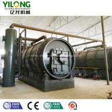 Les acheteurs de la composition chimique de l'huile de pyrolyse de pneu