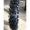 Best-seller de motocicleta Off Road pneu de borracha e pneu de Motocross