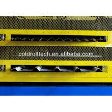 Doppelschicht-Rollformmaschine der Dachplatte