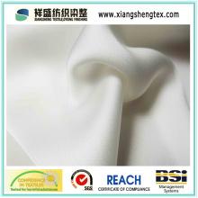 Tecido de cetim de poliéster para vestuário (XSST-1028)