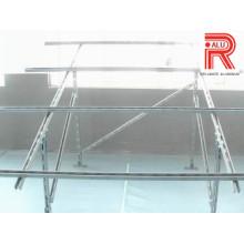 Алюминиевый / алюминиевый профиль для панели солнечных батарей