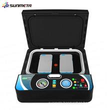 Sunmeta 2015 New Arrival 3D Phone Case Vacuum Heat Press Machine special using 3d sublimation film