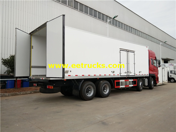 Dongfeng Reefer Food Vans