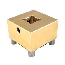 RIN S15 EROWA EDM electrode clamp Prisround brass uniholder
