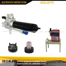 Electrostatic Fluid Coating Machine Automative Electrostatic Painting System