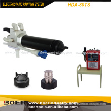 Sistema eletrostático da pintura de Automative da máquina de revestimento do líquido