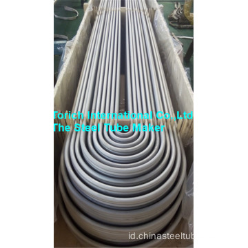 Tabung TORICH Seamless Austenitic Stainless Steel U
