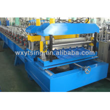 YTSING-YD-0447 Passed CE and ISO Authentication Glazed Tile Sheet Rolling Machine