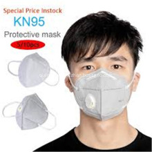 3M Same Quality Face Mask With Breather Valve