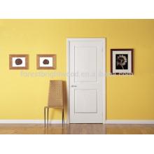 2 panel White Primer MDF Doors