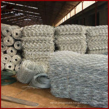 Trade Assurance Construction Wire Mesh Application and Plastic Coated Iron Wire Stone Gabion