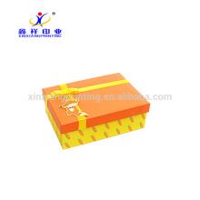 Подгонянный Цвет!Оптовая Декоративная Коробка Хранения Картона Бумажные Упаковывая Коробки