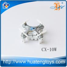 Самый новый Cheron CX-10W mini drone 2.4G nano drone cx10 quad cx-10 quadcopter rc mini drone с камерой для продажи
