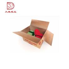 Manufactory wholesale professional square corrugated cardboard carton