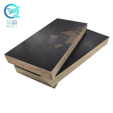 Qinge high quality film faced plywood concrete shuttering coated plywood for construction
