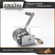 Wire Rope Hand Control Winch