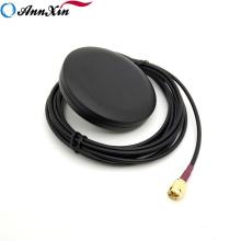 С высоким коэффициентом усиления 2 дби круглые GSM Антенна с кабелем 3м SMA Мужской