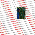 DS3800DLIA1E1E GE MARK IV PRINTED CIRCUIT BOARD