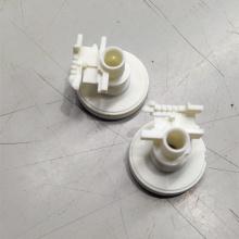 CNC machining PVC POM parts
