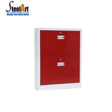 Steelart best price waterproof shoe rack metal rotating shoe rack easy clean steel lockable shoe cabinet