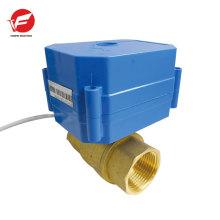 Топ-продажа электрический шариковый клапан привода