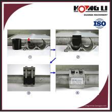 RCD flexible PVC-Rohr Reparaturklemme für die Wasserversorgung