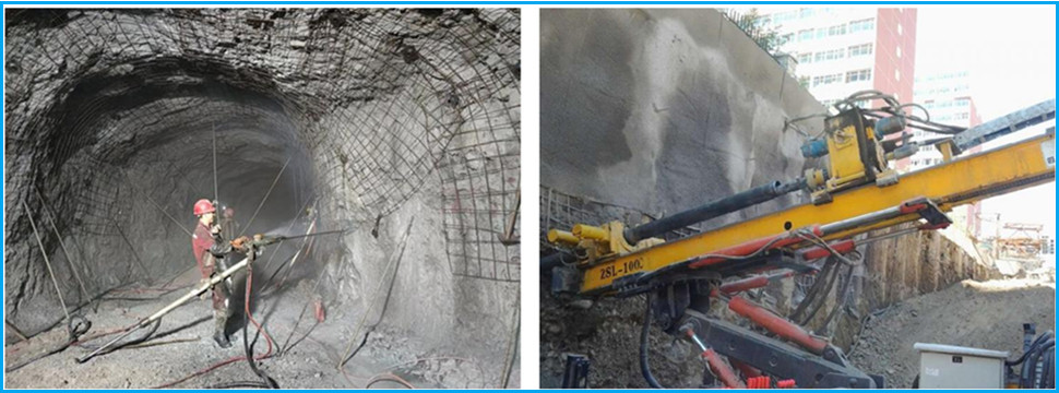 underground mining friction bolt
