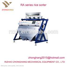 Clasificador de color de arroz de la serie RA