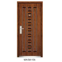 Steel Wooden Door (WX-SW-106)
