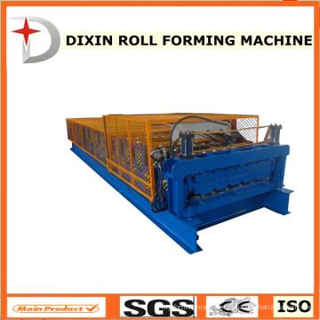 Máquina formadora de rolos de camada dupla Dx