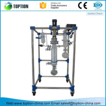 Oil extraction machine thin film evaporator from china