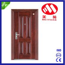 Высокое качество стали наружные двери безопасности