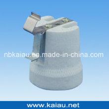 E27F519E Porcelain Lamp Holder
