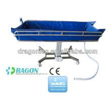 Dusche-Laufkatzenduschbett-Krankenhausausrüstung des Krankenhauses DW-HE018 Krankenhaus elektrische im Porzellan