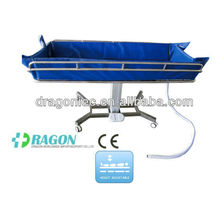 DW-HE018 Hôpital électrique douche trolley douche lit hôpital équipement en Chine
