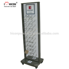 To Trigger Consumers Interest And Show The Beauty Of Your Stones Tile Showroom Display Shelf