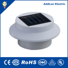 2W SMD UL CE Solar Powered LED Garden Lamp