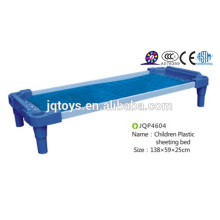 JQP4604 сохранить место Blue Kindergarten Пластиковая мебель Детская кроватка