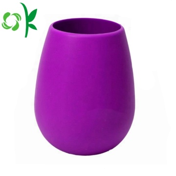 Silicone Simple Date Bright Bright Beer Cup Portable Voyager