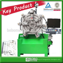 Máquina de enrolar de mola cnc com 12 eixos