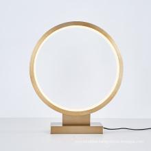 Modern decorative desk acrylic bedside lamps led table lights