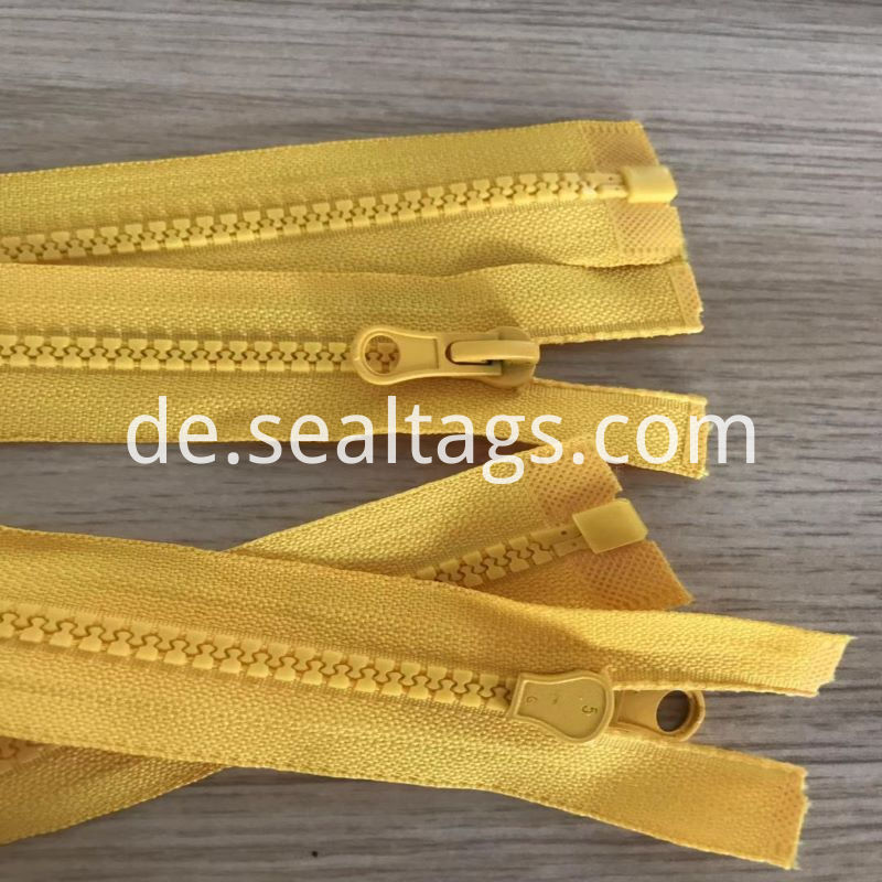 Size 10 Zipper Slider