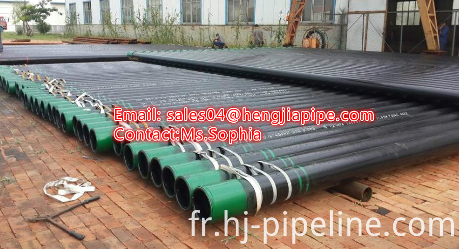 9 5/8'' casing pipes