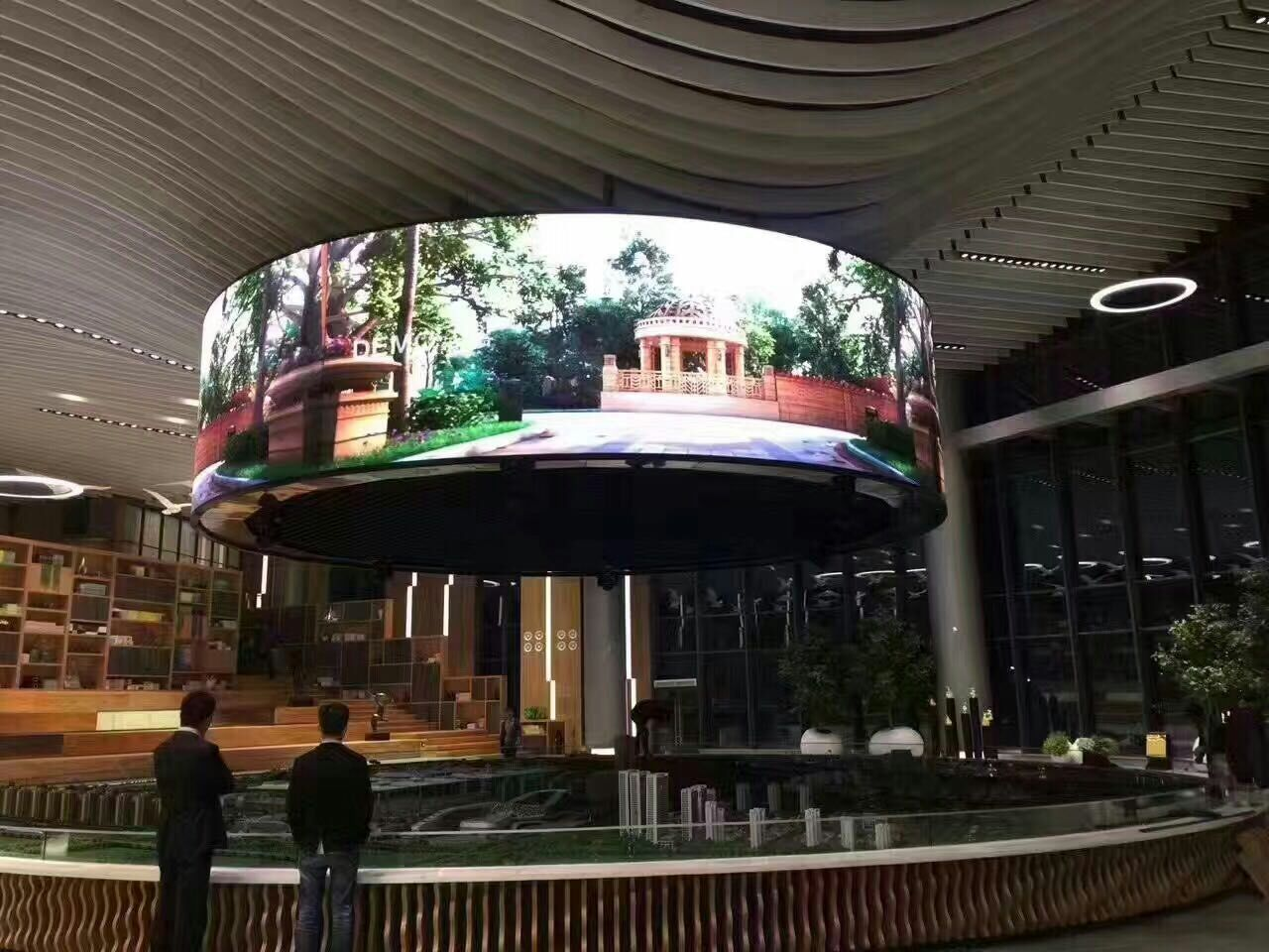 Ultra Thin Led Screen Display