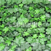 Открытый зеленые растения синтетическая искусственная загородка плюща для дома стены