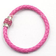 Bijoux Bracelet en acier inoxydable de haute qualité pour décoration