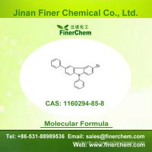 Cas 1160294-85-8 | 3 - Bromo - 6,9 - difenil - 9H - carbazol | OLED intermedio | 1160294-85-8 | precio de fábrica; Gran stock