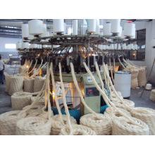 Подержанная машина для вязания спицами из фальсифицированного меха Жаккард