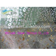 Organza Fabric (soft and well handfeel) for Wedding Dress